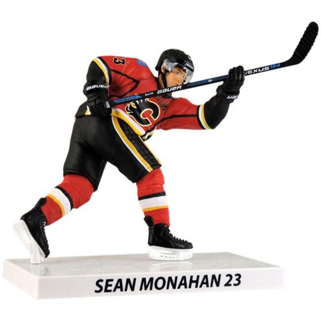 Figurka 23 Sean Monahan Imports Dragon Player Replica Flames