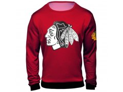 Mikina NHL Static Rain Blackhawks