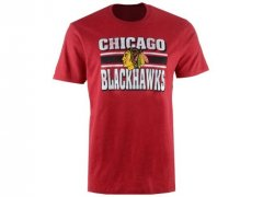 NHL tričko Stripe Knockaround Blackhawks