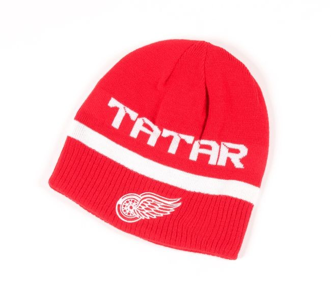 Kulich 21 Tomas Tatar Player Reversible Knit Distribuce: EU Wings - Detroit Red Wings Čepice, kulichy
