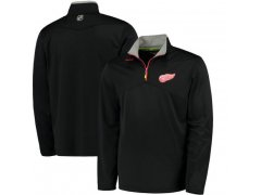 Mikina Center Ice Quarter-Zip Baselayer Wings