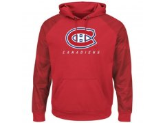 Mikina Majestic Penalty Shot Therma Base Hoodie Canadiens