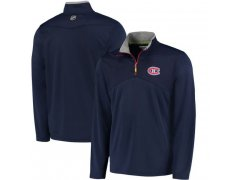 Mikina Center Ice Quarter-Zip Baselayer Canadiens