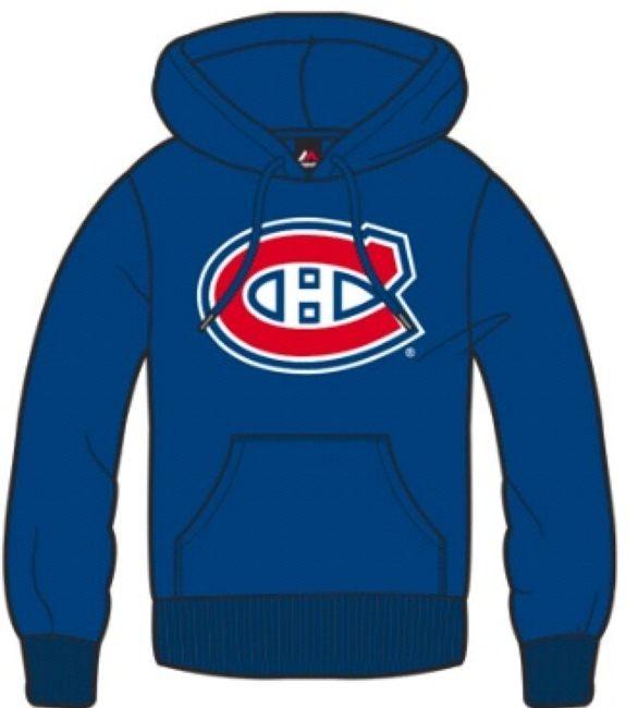 Mikina Majestic Bember Hoody Canadiens