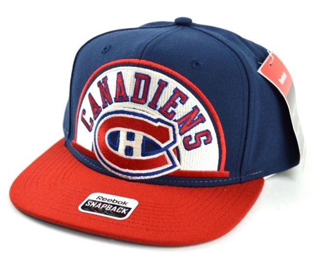 Kšiltovka  Arched Snapback Distribuce: EU Canadiens