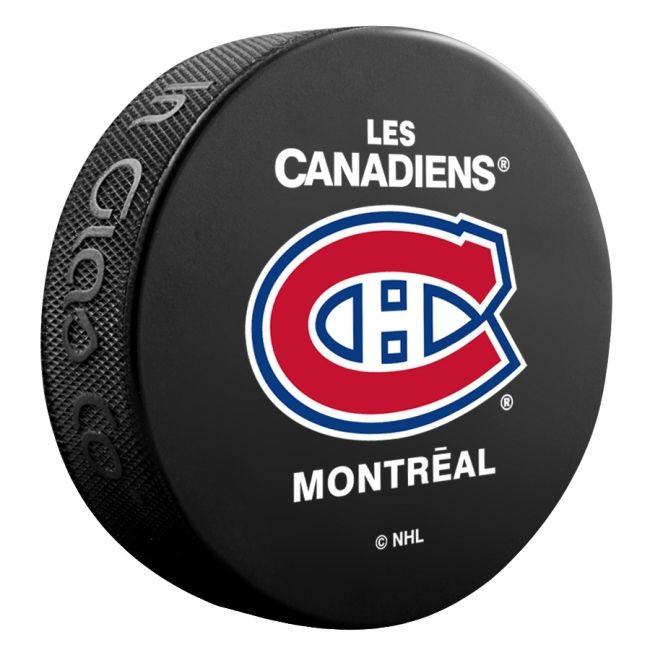 Puk Basic Canadiens