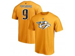 Tričko 9 Filip Forsberg Stack Logo Name & Number Predators