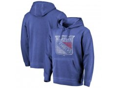 Mikina Shadow Washed Logo Pullover Hoodie Rangers