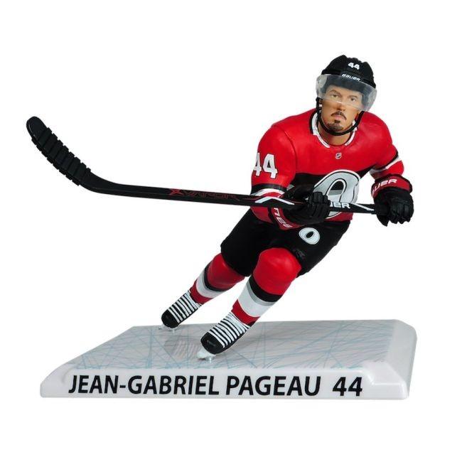 Figurka 44 Jean-Gabriel Pageau Imports Dragon Player Replica Senators
