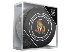 Puk Official Game Puck Senators