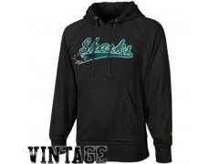 Mikina Pullover Hoodie Sharks