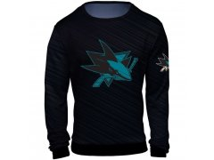Mikina NHL Static Rain Sharks