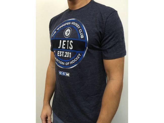 Tričko Stamp Jets