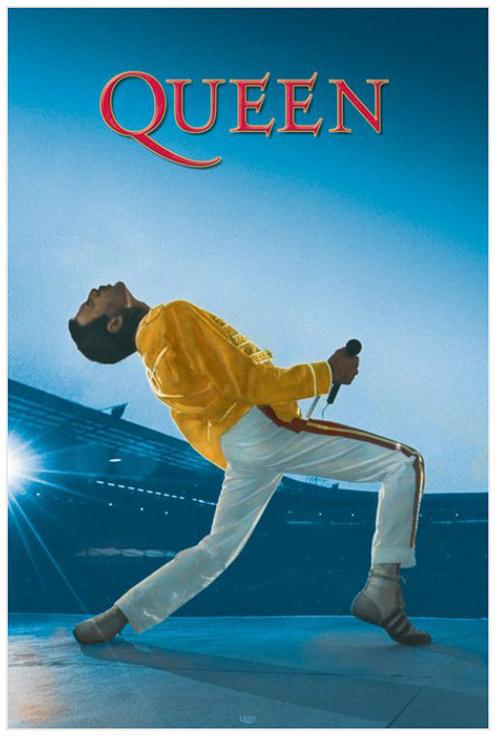 Plakát 61 X 91,5 Cm|queen