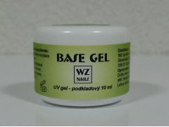 UV gel podkladový Base gel 10 ml