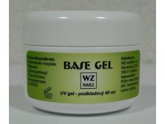 UV gel podkladový Base gel 40 ml