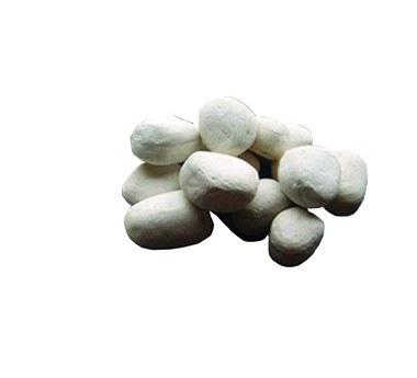 Doplněk Biokrbu Dekorační kameny natur white - Biokrby Doplňky k bio krbům