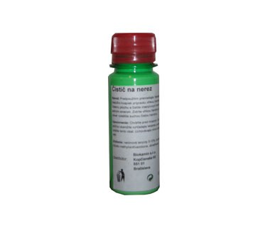 Doplněk Biokrbu Čistič na nerez - Biokrby Doplňky k bio krbům