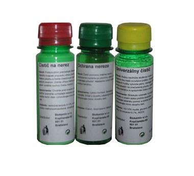 Dopňek Biokrbu Čistící prostředky - Biokrby Doplňky k bio krbům