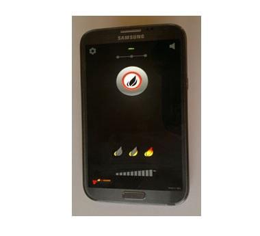 Doplněk Biokrbu Dálkové ovládání přes mobil - automatic