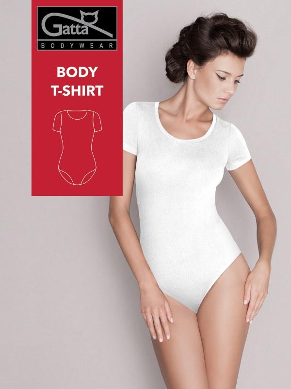 6a738f55d19 Dámské body t-shirt - Gatta - Dámské spodní prádlo body • SHOPiq.cz