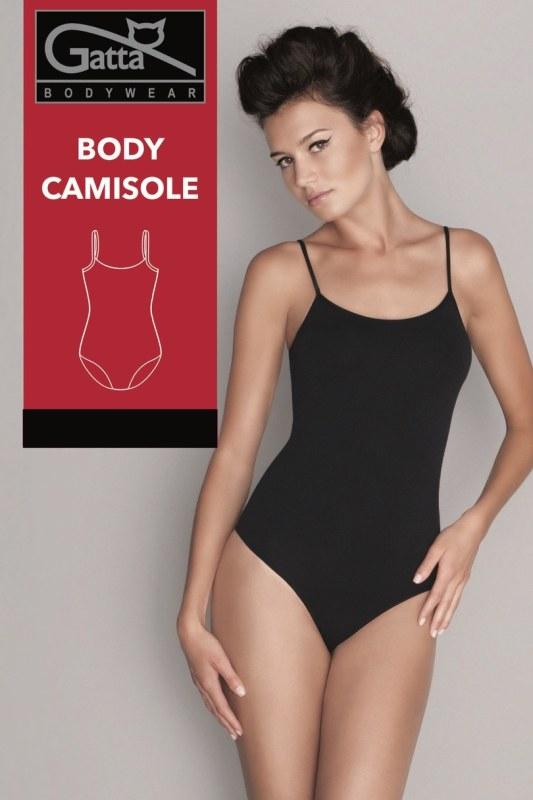4c46d6b7435 Dámské body Camisole - GATTA BODYWEAR - Dámské spodní prádlo body ...