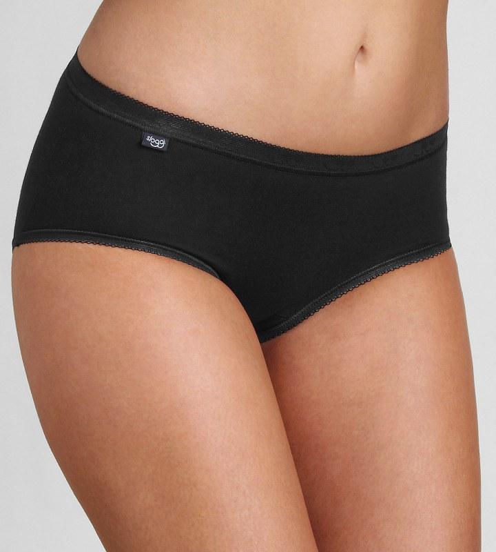 Kalhotky vysoké Sloggi Basic Midi 2P - Triumph - Dámské spodní prádlo kalhotky