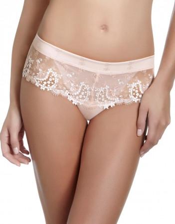 Kalhotky Wish 12B630 - pudrová - Simone Péréle - Dámské spodní prádlo kalhotky