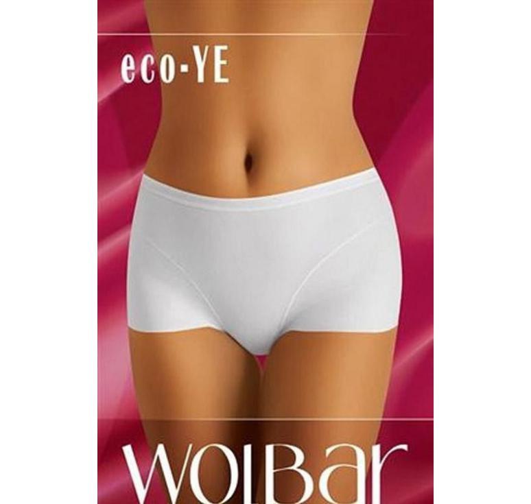 Dámské kalhotky Eco YE - Wolbar - Dámské spodní prádlo kalhotky