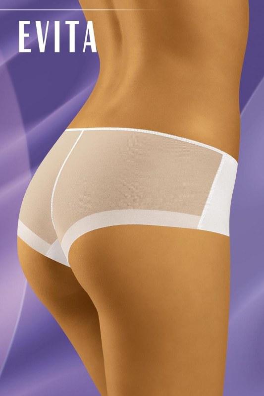 Dámské kalhotky Evita white - Dámské spodní prádlo kalhotky