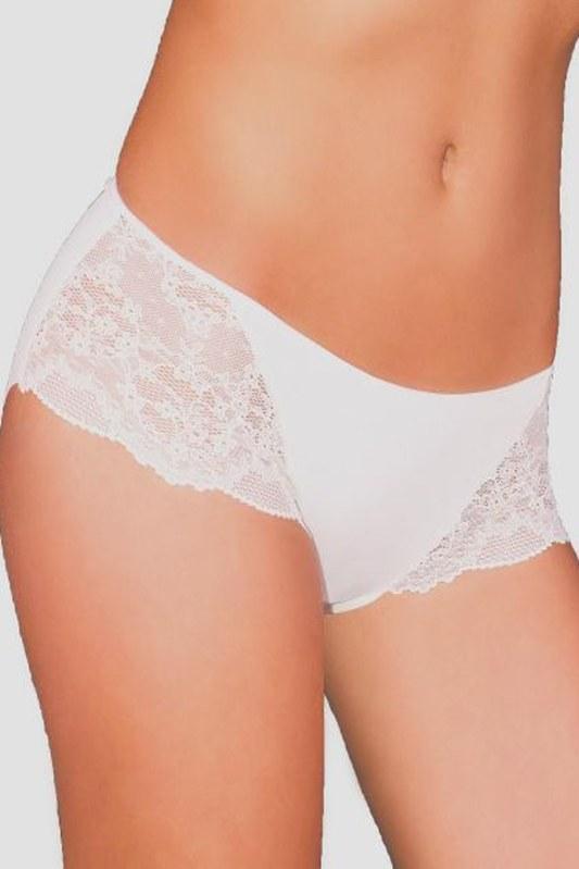 Dámské kalhotky 19 white - Dámské spodní prádlo kalhotky