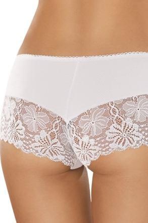 Dámské kalhotky 107 bílé - Dámské spodní prádlo kalhotky