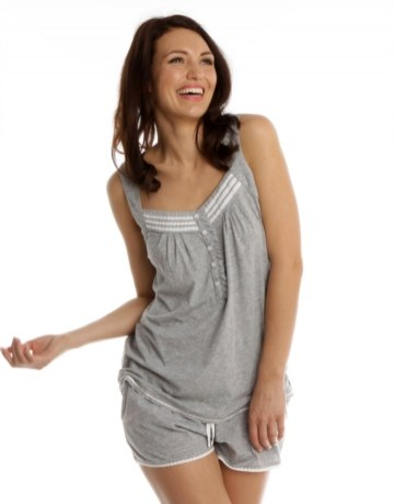 Dámská košilka YI2413057 - DKNY - Dámské spodní prádlo košilky