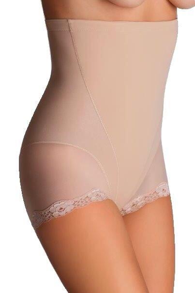 Stahovací kalhotky Violetta béžové