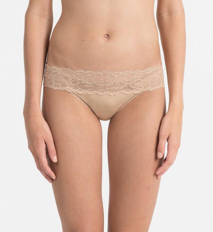 Tanga QF1199E tělová - Calvin Klein