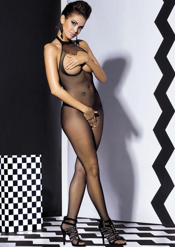 Body Bodystocking N101 - Obsessive - Erotické prádlo body