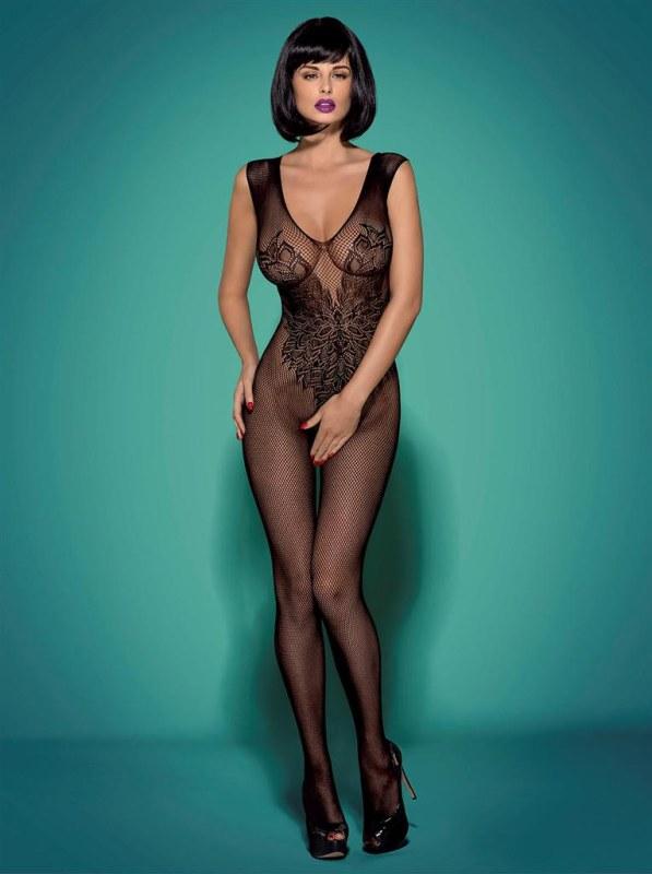 Body Bodystocking N112 - Obsessive - Erotické prádlo body