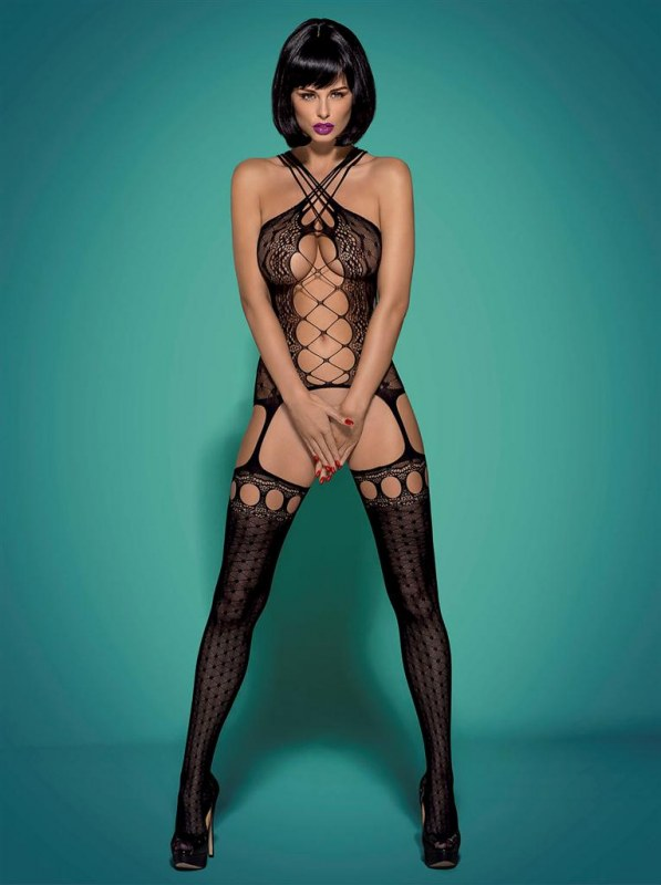Body Bodystocking G313 - Obsessive