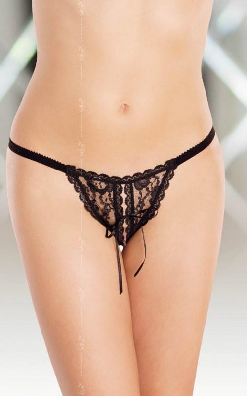 Erotická tanga 2250 black