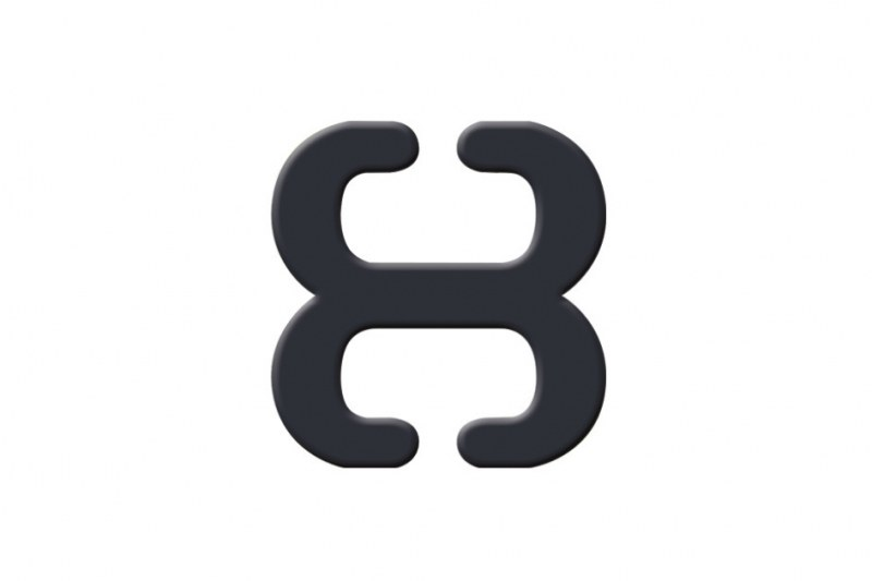 Klips na zachycení ramínek podprsenky BA13