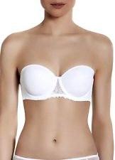 Podprsenka Delice 12X300 bílá - Simone Péréle - Luxusní prádlo Podprsenky