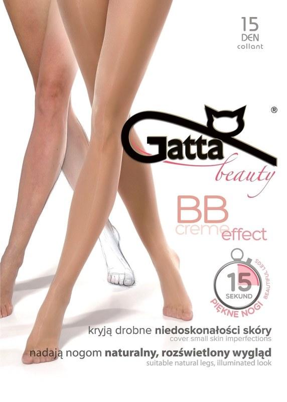 BB CREME EFFECT - Dámské punčochové kalhoty. - GATTA