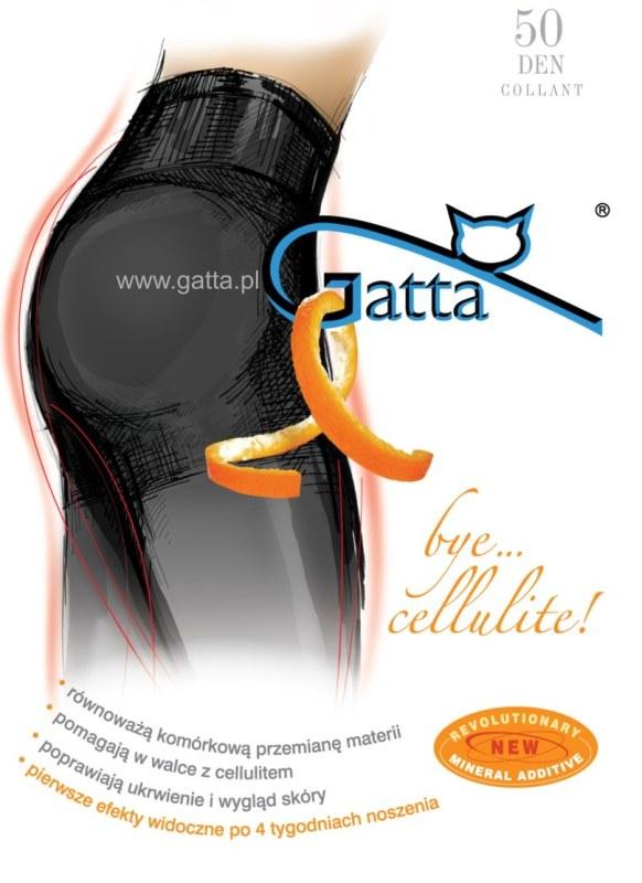 Dámské punčochové kalhoty BYE CELLULITE - GATTA