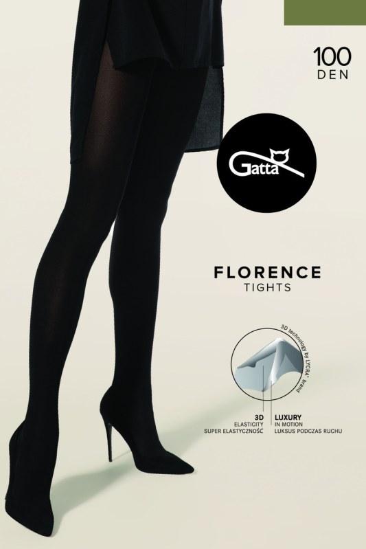 FLORENCE 100 - Dámské punčochové kalhoty - GATTA