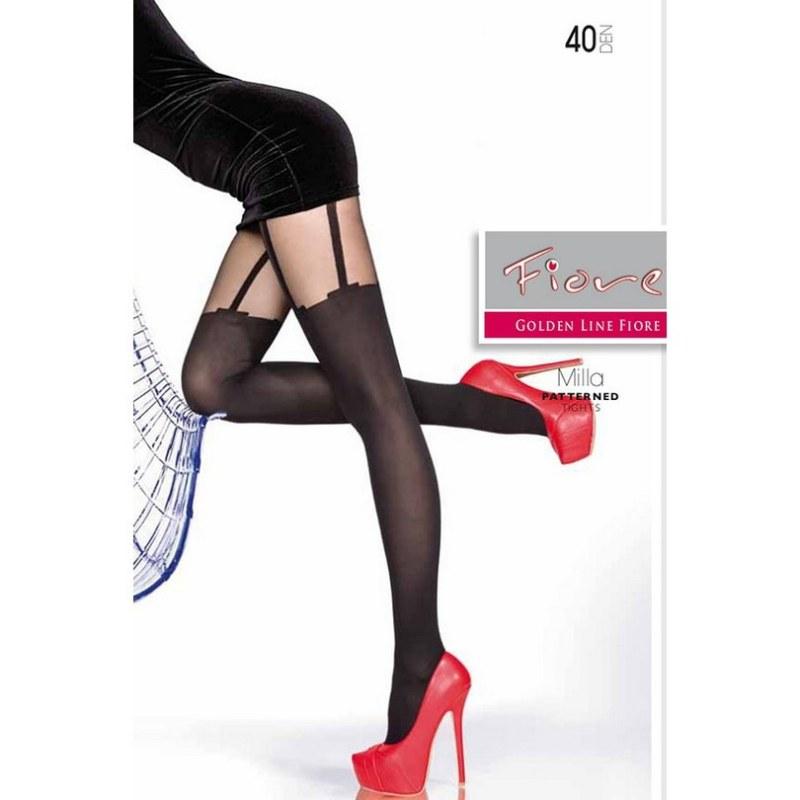 Dámské punčochové kalhoty MILLA 40 DEN - FIORE
