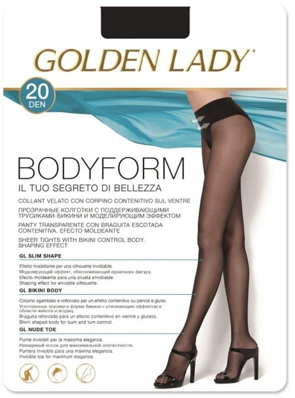 Dámské punčochové kalhoty Body Form 20 - GOLDEN LADY