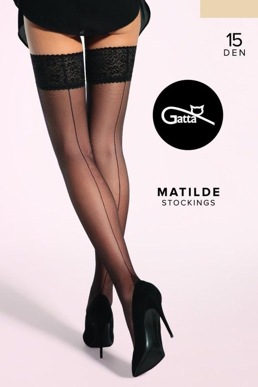 Dámské punčochy Matilde - GATTA