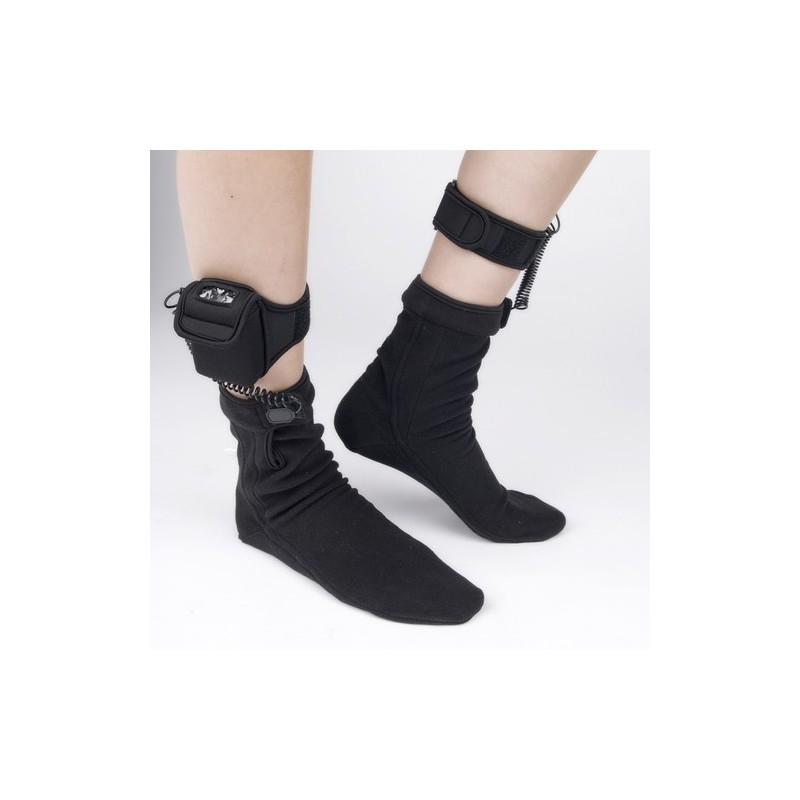 Vyhřívané ponožky JETT DKS9