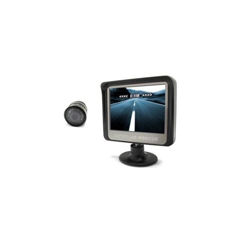Vodotěsná couvací kamera s LCD displejem 3,5´