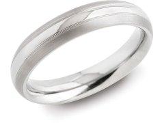 Boccia Titanium Snubní titanový prsten 0131-01 64 mm